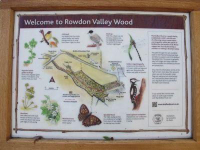 Rowdon Sign